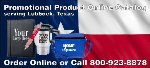 Promotional Products Lubbock, Texas